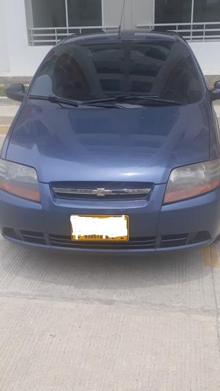 Aveo 2009 Azul 1600
