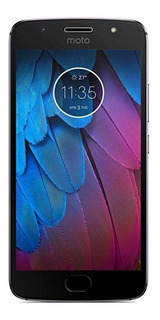 Smartphone Moto G5s Preto 4 Gb Ram 64 Gb De Memória Interna