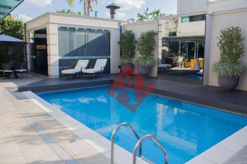 Casa Com 4 Dormitórios À Venda, 480 M² Por R$ 5.000.000,00 - Alphaville - Barueri/sp - Ca0102
