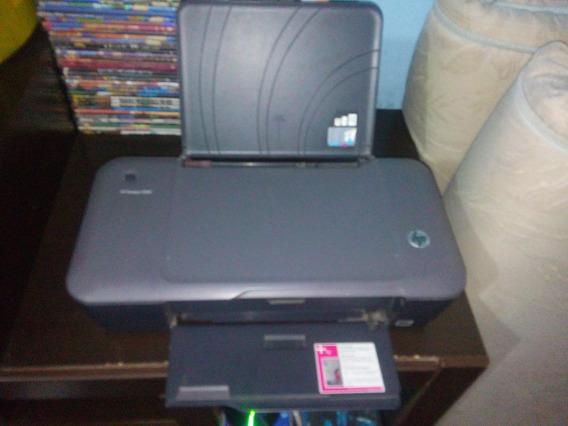 Vendo Impressora Hp Deskjet 1000 Toda Nova 7 Mes De Uso