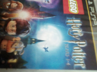 Harry Potter Years 1-4 Años Con Manual