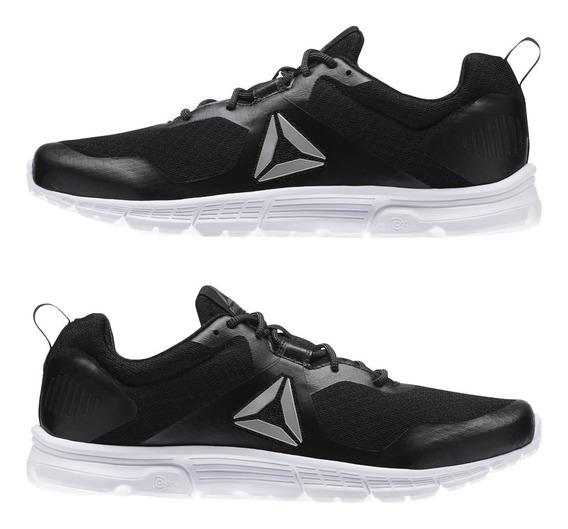 Reebok Run Supreme 4.0 Black/ash Grey/white Cm8981 Running