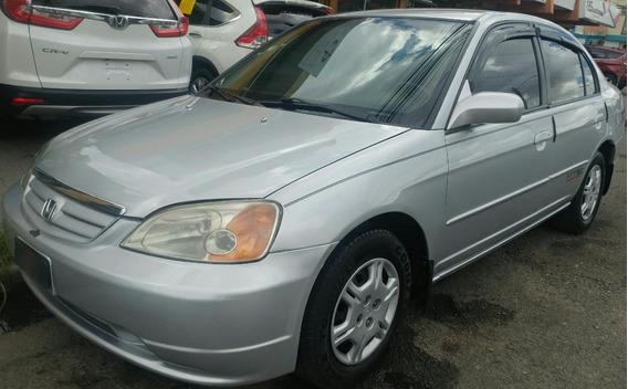 Honda Civic 2001 Lx Americano En Perfectas Condiciones Sano
