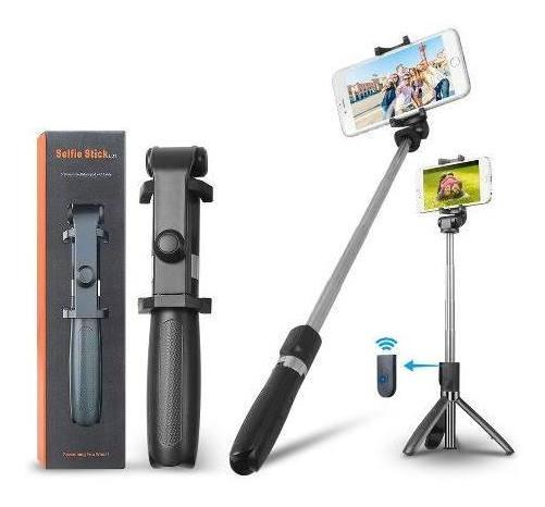 Pau De Selfie Bastão Tripe Bluetooth Sem Fio Tipo Xiaomi Top
