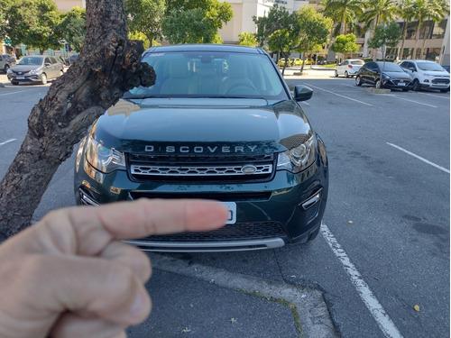 Imagem 1 de 5 de Land Rover Discovery Sport 2016 2.0 Si4 Hse 5p