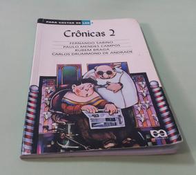 Crônicas 2 - Ática 19ª Edição