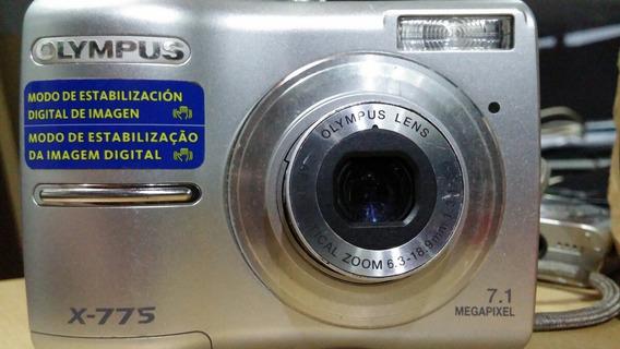 Peças Camera Olympus X-775