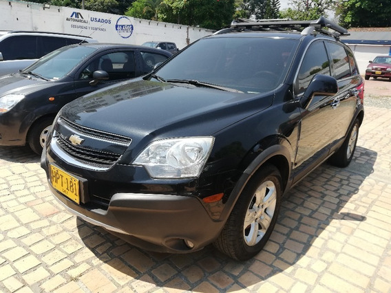 Chevrolet Captiva Sport Fwd At