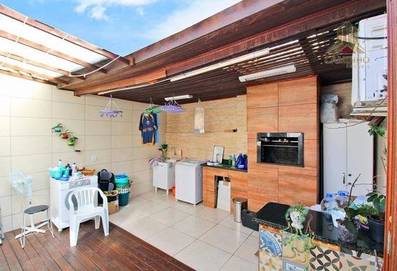 Casa Em Condomínio Nos Parque Dos Maias - Ca0539