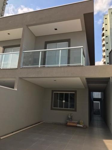 Sobrado Alto Padrão  Novo  - Vila Milton - Guarulhos Sp - Ai17476