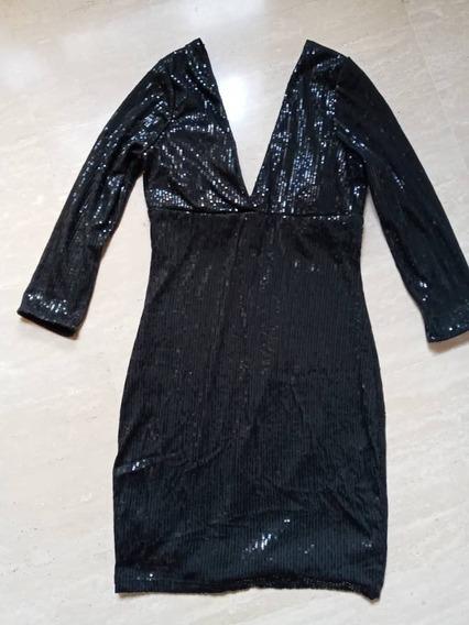 Se Vende Vestido De Fiesta Talla 12 Usados