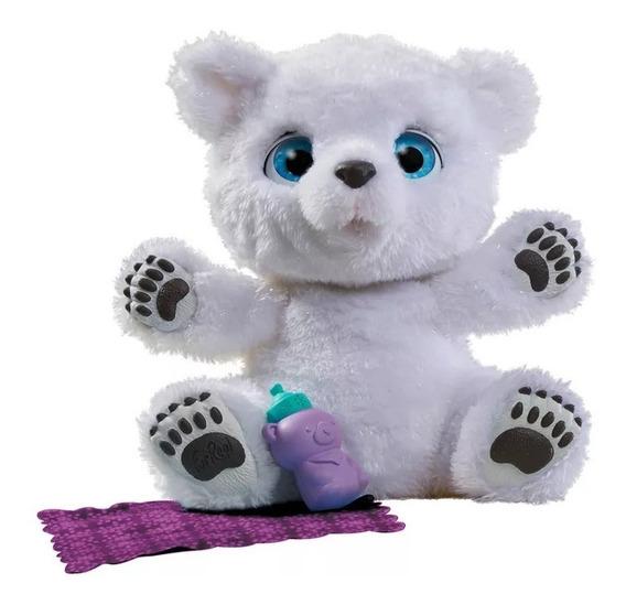 Pelúcia Furreal Friends Polar A Ursinha Resfriada - Hasbro