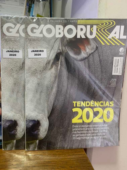 Globo Rural Janeiro 2020 Tendências 2020 Nova