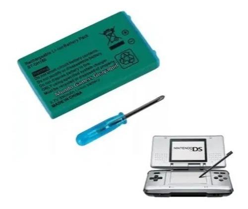 Batería Nueva Para Nintendo Ds Fat Nuevas.