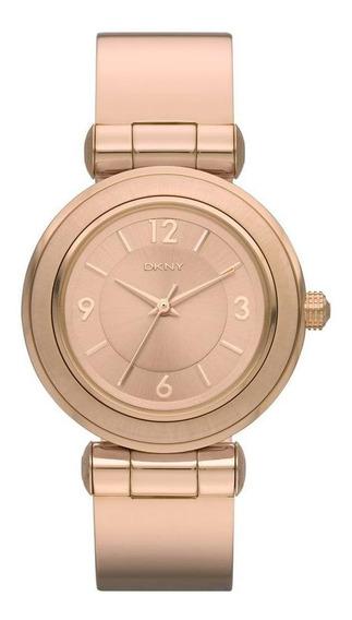 Reloj Dkny Stainless Steel Rose Gold Park Avenue