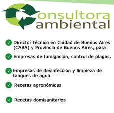 Director Técnico P/empresas De Fumigacion, Caba Y Prov Bs As