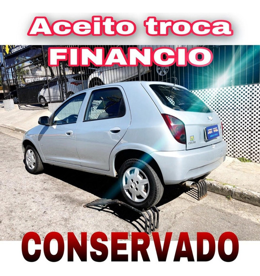 Celta 1.0 2012 C/ Direção Hidráulica - Vidros E Travas