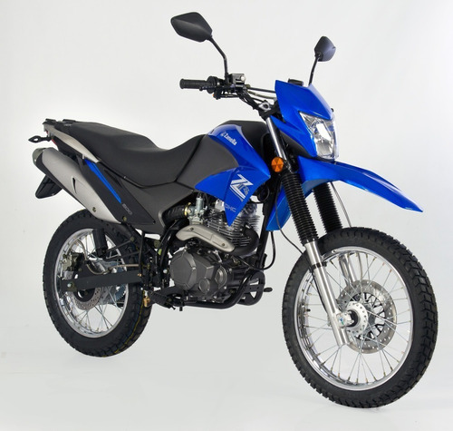 Zanella Zr 150 Lte Okm 2021 Automotolanus