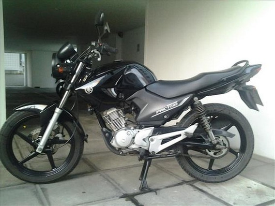 Yamaha Ybr 125 Factor Ed Naked