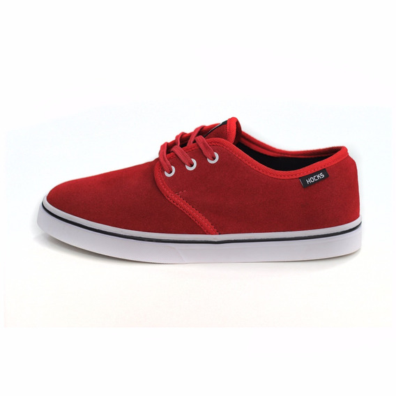 Tênis Hocks Del Mar Lite Red