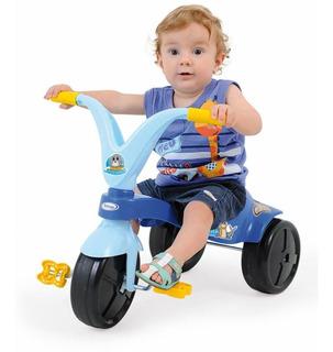 Triciclo Para Criança 2 Anos Modelo Fokinha Velotrol Xalingo