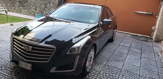 Cadillac Cts 2017 Premium 3.6 L, Negro