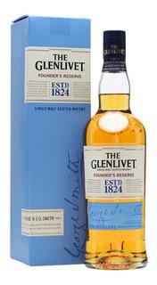Whisky The Glenlivet Founder´s Reserve 750ml. Avellaneda.