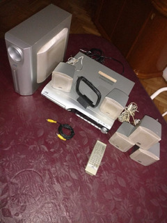 Home Theater Jvc Modelo Th-s11