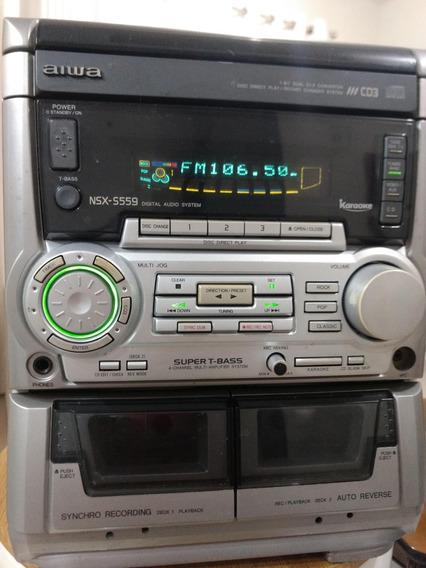 Micro System Aiwa Nsx-5559