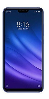 Xiaomi Mi 8 Lite 4gb/64gb Rom Global Lacrado + Nf Azul