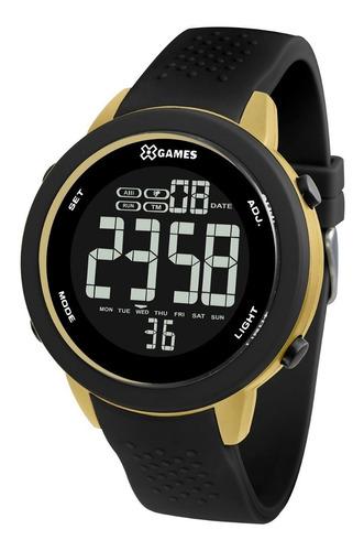 Relógio X-games Masculino Digital Xmppd474 Pxpx Dourado
