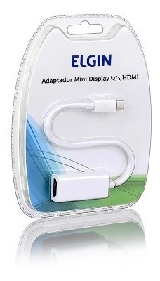 Adaptador Mini Hdmi X Display Hdmi - Elgin