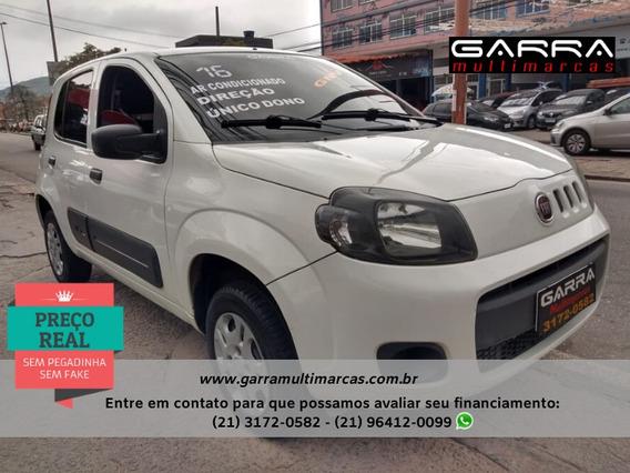 Fiat Uno 1.0 Evo Vivace Gnv - 10 M³ - 5g Completo