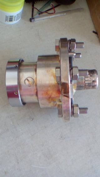 Conector De Rf 3 1/8 Novo Para Transmissão Profissional