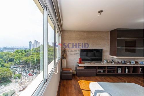 Belo Apartamento De 237 A Venda Na Vila Mariana  - Mr75048