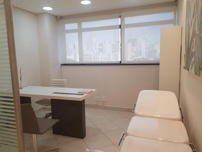 Conjunto Para Alugar, 30 M² Por R$ 3.500/mês - Higienópolis - São Paulo/sp - Cj6053