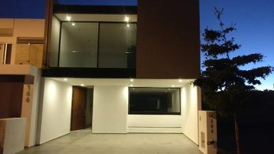 Casa En Renta En León Gto Zona Sur Este 3 Baños Seminueva