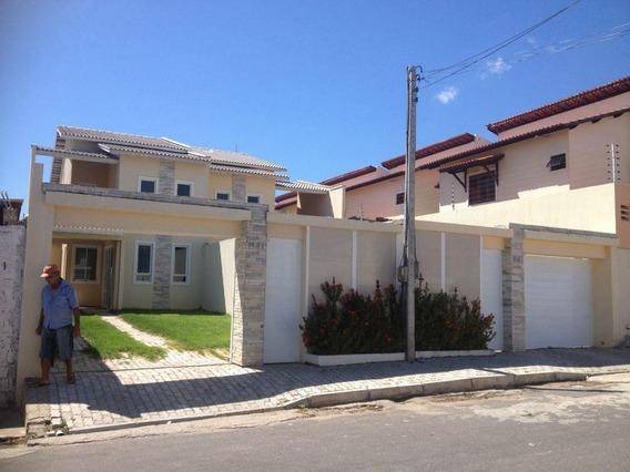 Casa Residencial À Venda, Sapiranga, Fortaleza - Ca0394. - Ca0394