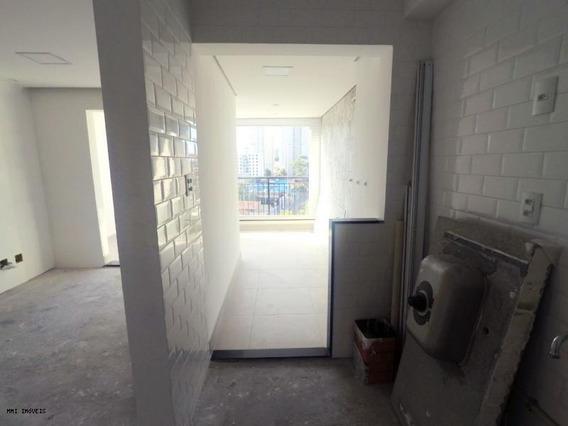 Apartamento Para Venda Em São Paulo, Tatuapé, 2 Dormitórios, 1 Suíte, 2 Banheiros, 1 Vaga - 0073_1-1447630