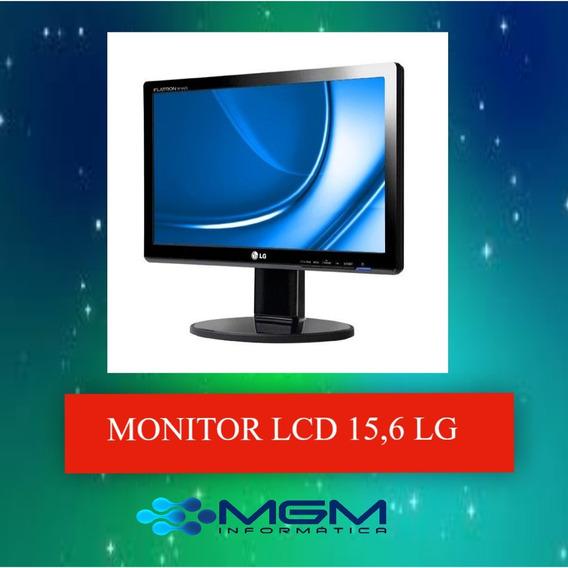 Monitor Lcd 15,6 Widescreen W1642c Lg Cx 1 Un