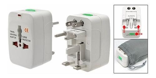 Naturehike Adaptador de Viaje USB EU.UK.US.AU Enchufe Adaptador Internacional Conector Com/ún de Interfaz Enchufe de Convertidor Universal