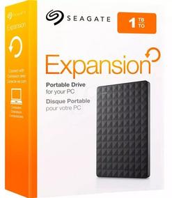 Hd Externo Portatil Seagate Expansion 1 Tb - Usb 3.0