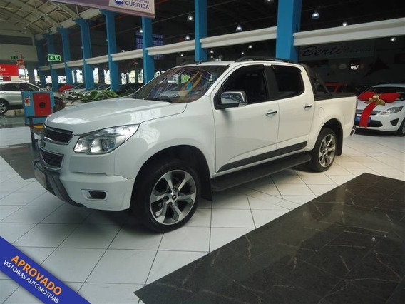 Chevrolet S10 Ltz 2.4 Cd Flex 4p Manual