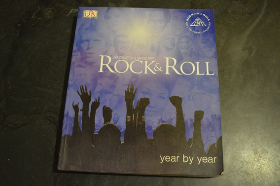 Rock & Roll Year By Year Luke Crampton Dafydd Rees Livro