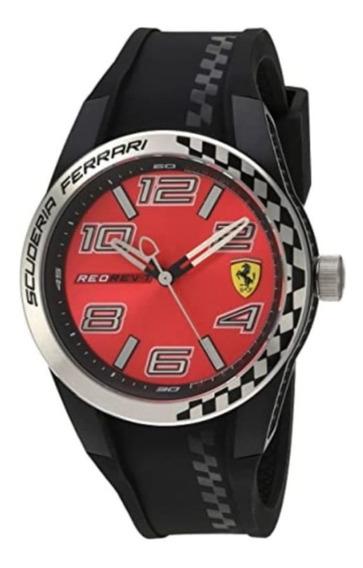 Reloj Ferrari Para Hombres 44mm. Modelo 830335
