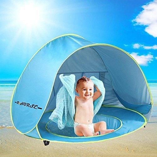 Carpa De Piscina Para Playa / Bebés De 0-3 Años