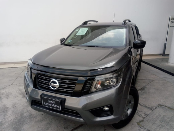 Nissan Frontier Np300 Midnight Le Manual Mod. 2019