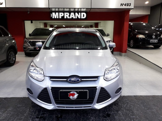 Ford Focus 1.6 S Sedan 16v Flex 4p Powershift