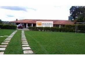 Imagem 1 de 10 de Chácara Com 4 Dormitórios À Venda, 48400 M² Por R$ 1.950.000 - Santa Hortência - Itu/são Paulo - Ch0041