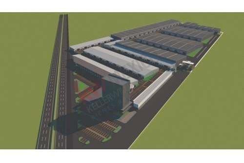 Proyecto Business Park: Park Sakura Excelente Zona Industrial